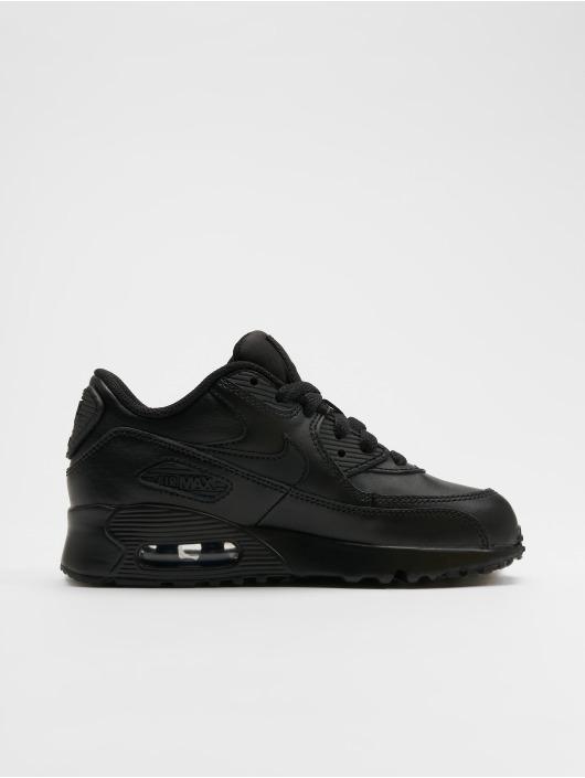 Nike Tøysko Air Max 90 Leather PS svart