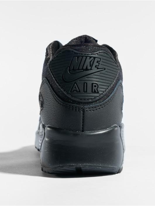 Nike Tøysko Air Max 90 SE Mesh (GS) svart