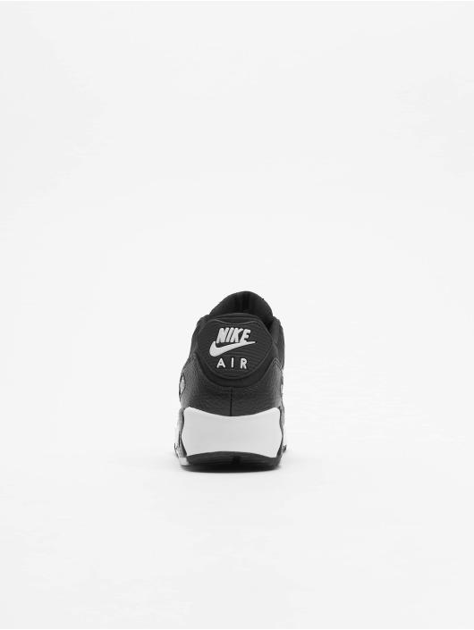Nike Tøysko Air Max svart