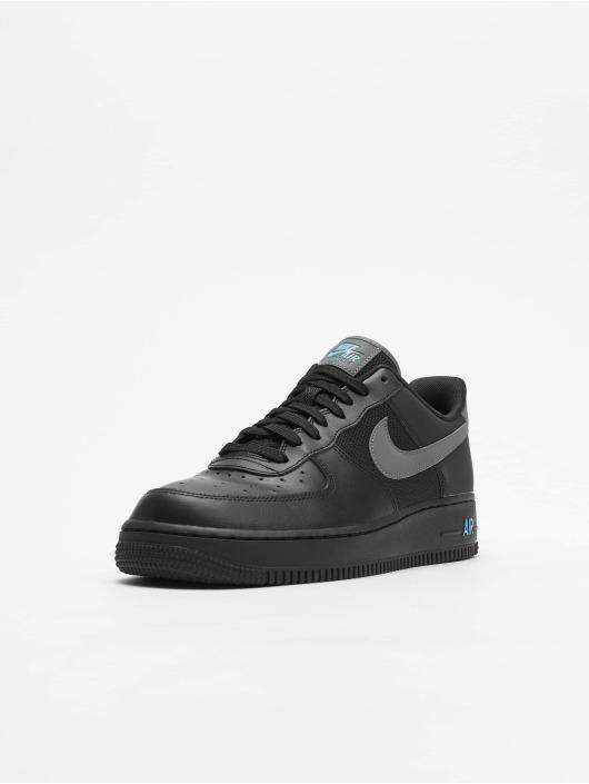 Nike Tøysko Air Force 1 '07 Lv8 svart