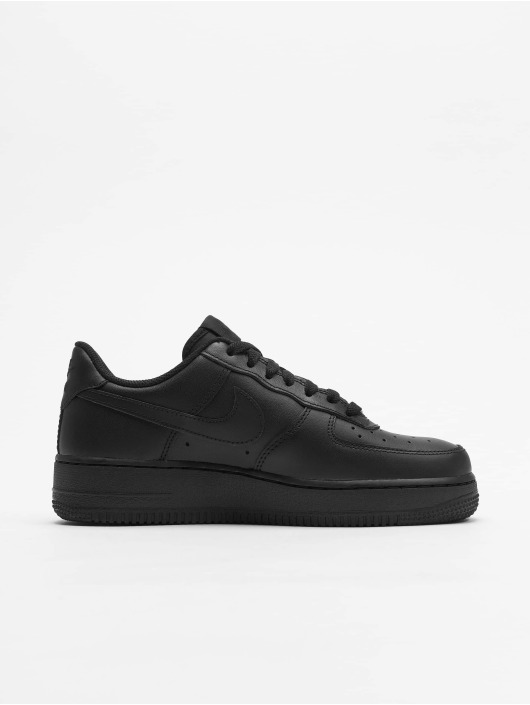 Nike Tøysko Air Force 1 '07 svart