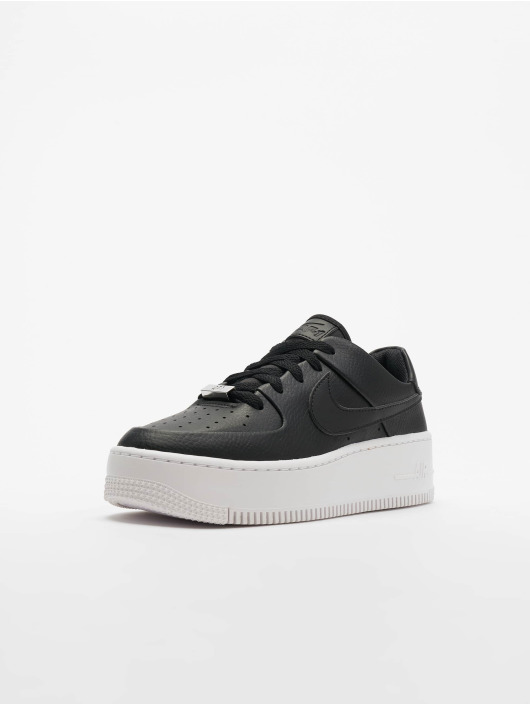 Nike Tøysko AF1 Sage Low svart