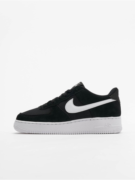 Nike Tøysko Air Force 1 PE (GS) svart
