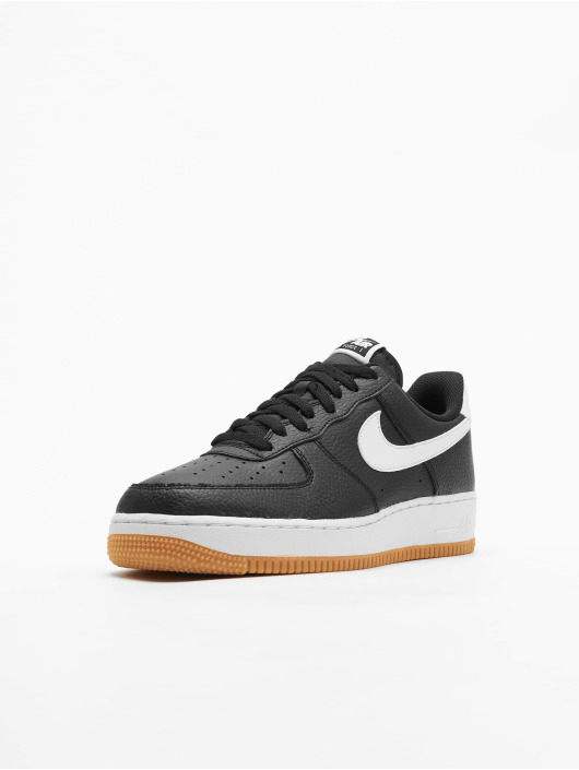 Nike Tøysko Air Force 1 '07 2 svart