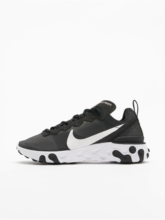 Nike Tøysko React Element 55 svart