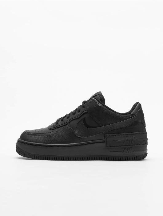 Nike Tøysko Air Force 1 Shadow svart