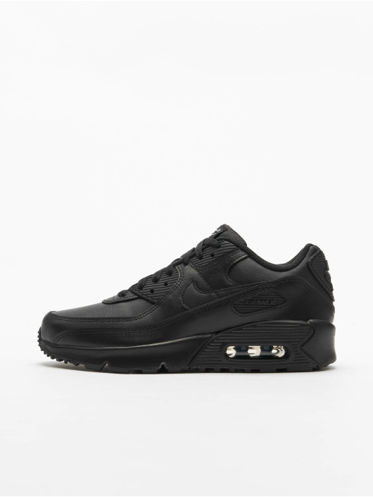 Nike Tøysko Air Max 90 Ltr (GS) svart