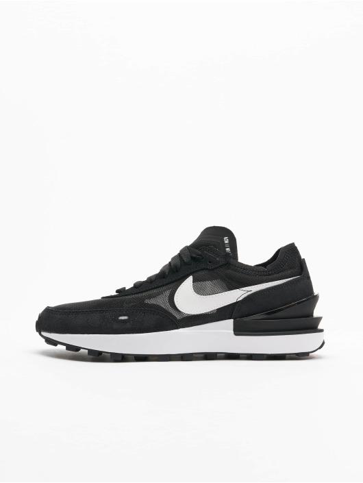 Nike Tøysko Waffle One svart