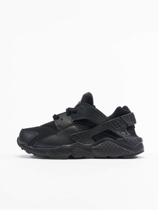Nike Tøysko Huarache Run (PS) svart