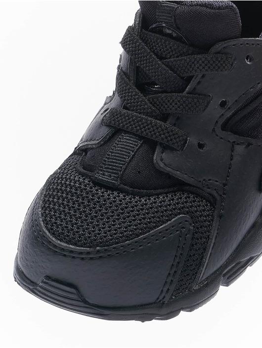 Nike Tøysko Huarache Run (TD) svart