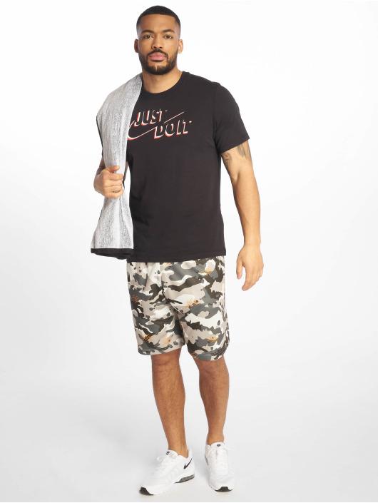 Nike T-paidat Sportswear JDI musta