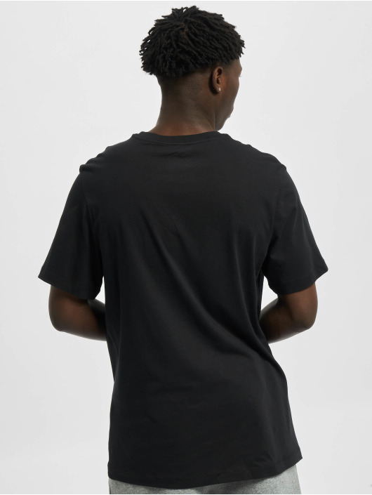 Nike T-paidat M Nsw Swoosh 12 Month musta