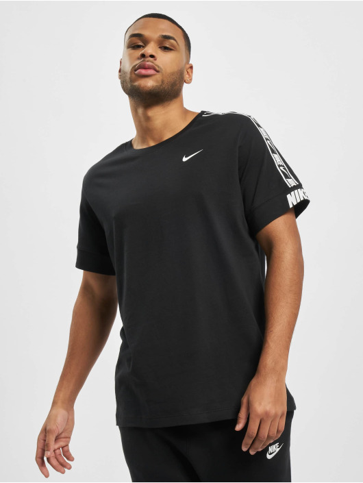 Nike T-paidat M Nsw Repeat Ss musta