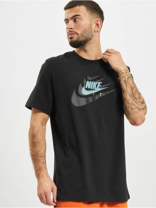Nike T-paidat Multibrand musta