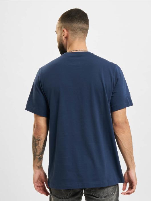 Nike T-paidat Icon Futura sininen