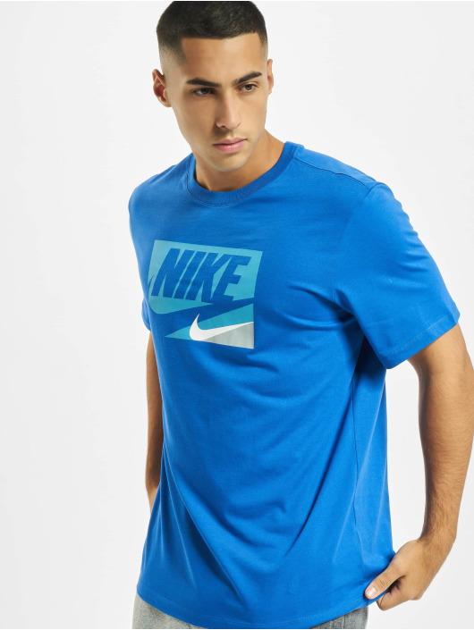 Nike T-paidat Sportswear sininen