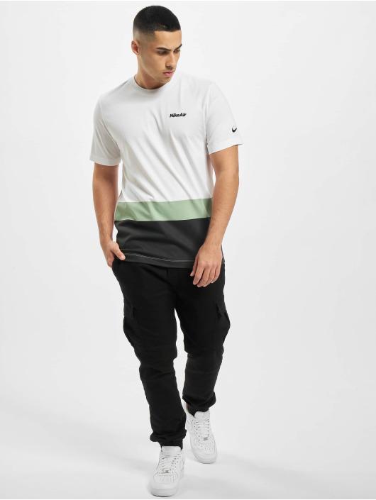 Nike T-paidat Air Blocked valkoinen