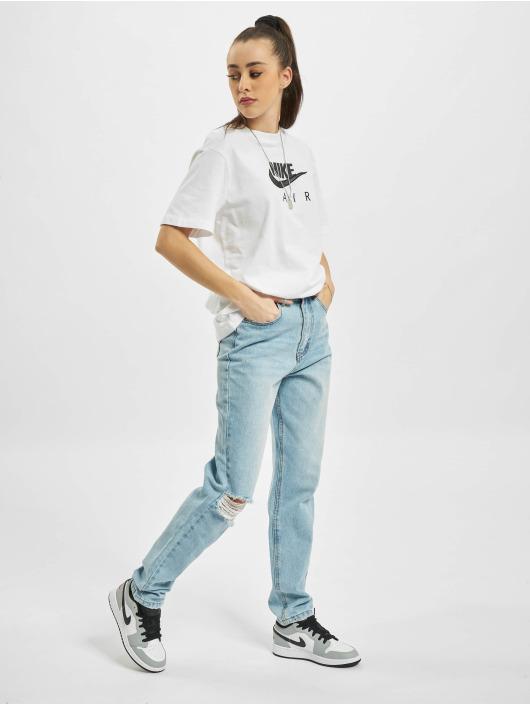 Nike T-paidat Air BF valkoinen