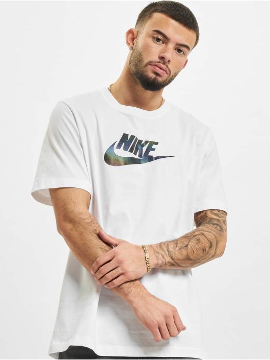 Nike T-paidat Festival Futura valkoinen
