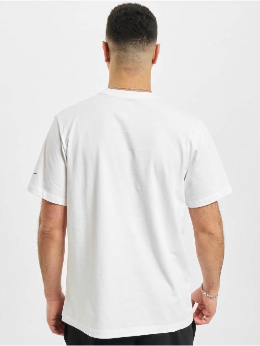 Nike T-paidat Swoosh Box valkoinen