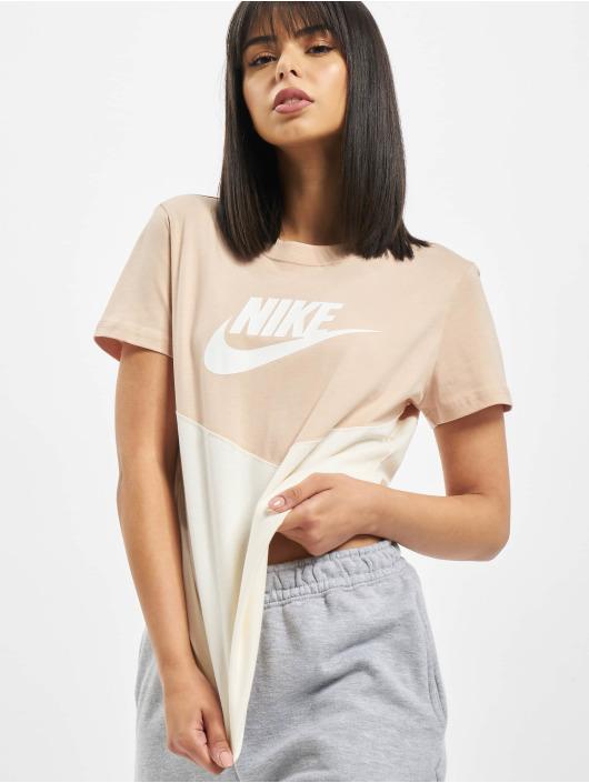 Nike T-Shirt Heritage beige