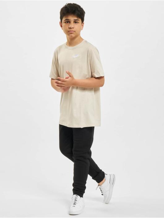 Nike T-Shirt Futura beige