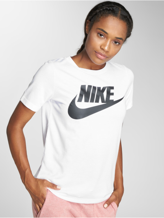 Nike T-shirt Sportswear Essential bianco