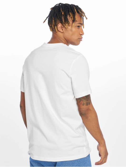 Nike T-shirt Bmpr Stkr bianco