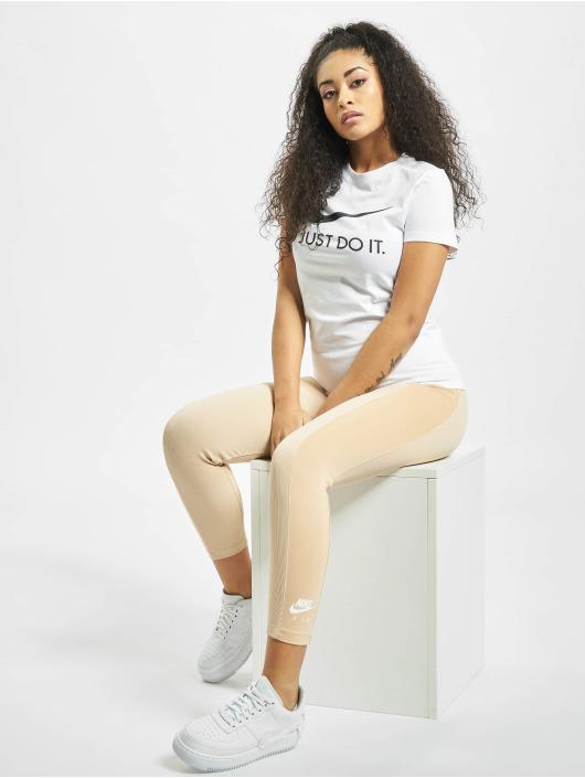 Nike T-shirt JDI Slim bianco