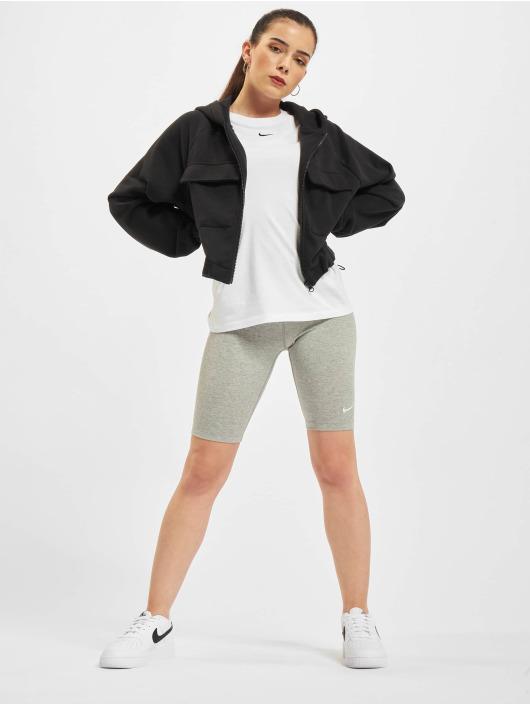 Nike T-shirt Crew bianco