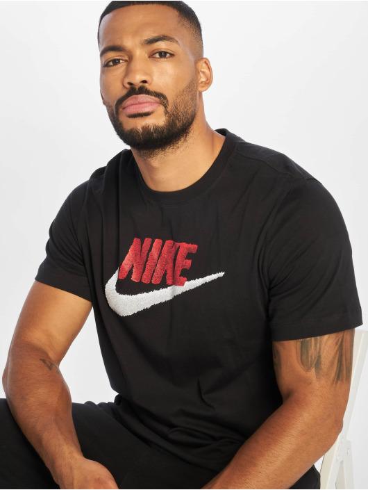 Nike T-Shirt Brand Mark black