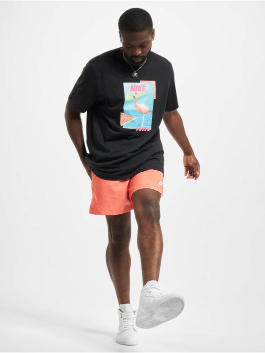 Nike T-Shirt Flamingo black