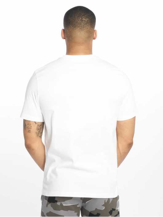 Nike T-Shirt Just Do It Swoosh blanc