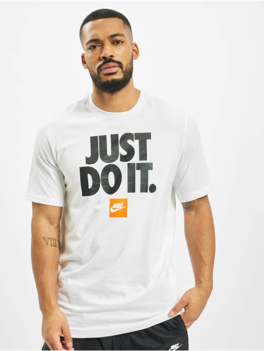 Nike T-Shirt SS JDI 3 blanc
