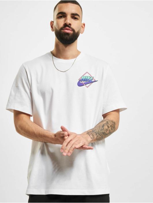 Nike T-Shirt Rollerblader blanc