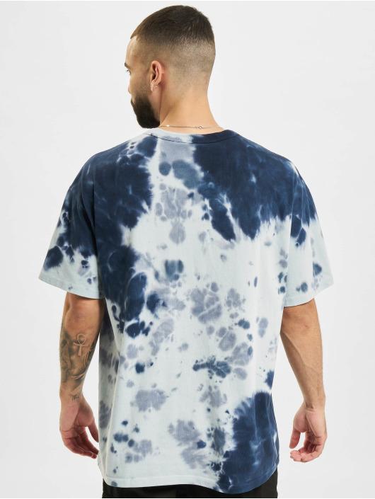 Nike T-Shirt Sportswear Tie-Dye blau
