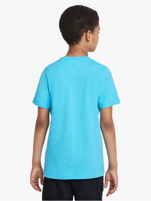 Nike T-Shirt Futura blau