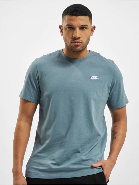 Nike T-Shirt Club bleu
