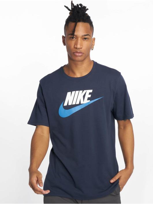 Nike T-Shirt Futura Icon blue