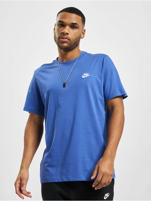 Nike T-Shirt M Nsw Club blue