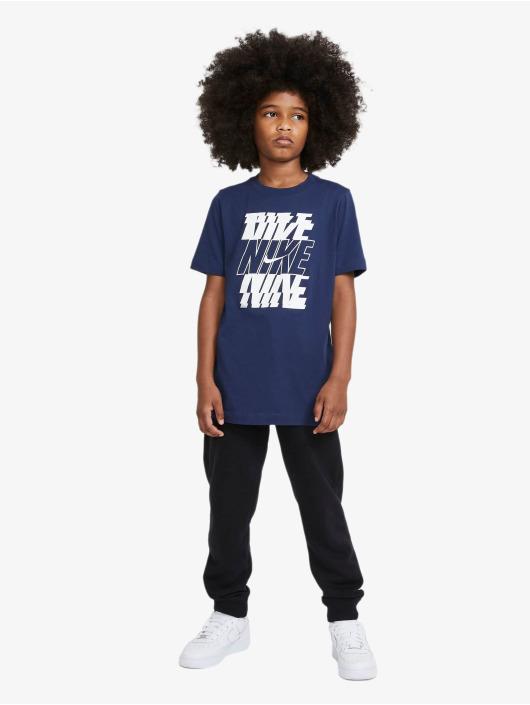 Nike T-Shirt Stack blue
