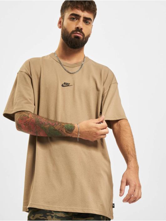 Nike T-Shirt Premium Essential braun