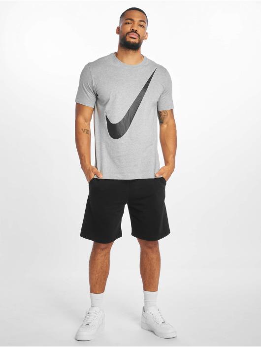 Nike T-Shirt Swoosh 1 T-Shirt Dk grau