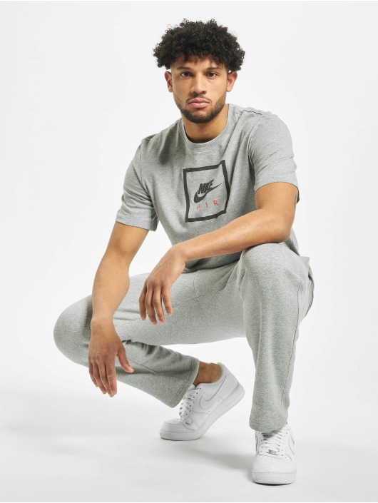 Nike T-Shirt Air 2 grau