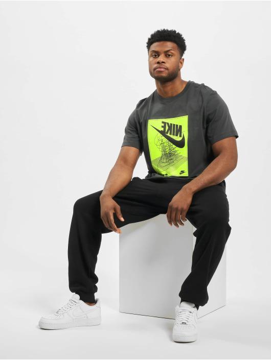 Nike T-Shirt Festival SS grau
