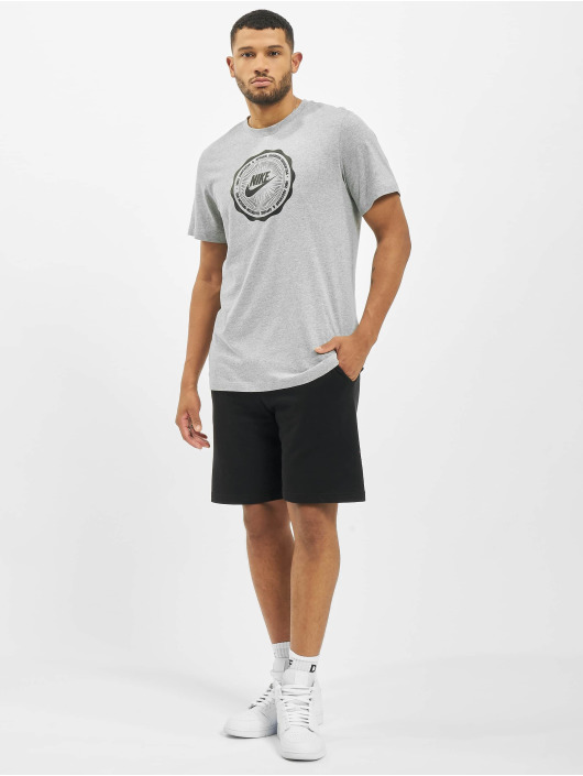 Nike T-Shirt BTS Futura gray