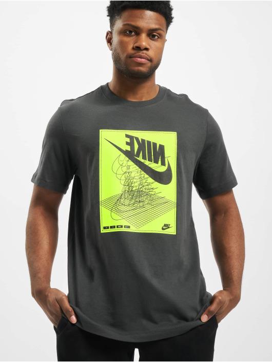 Nike T-Shirt Festival SS grey