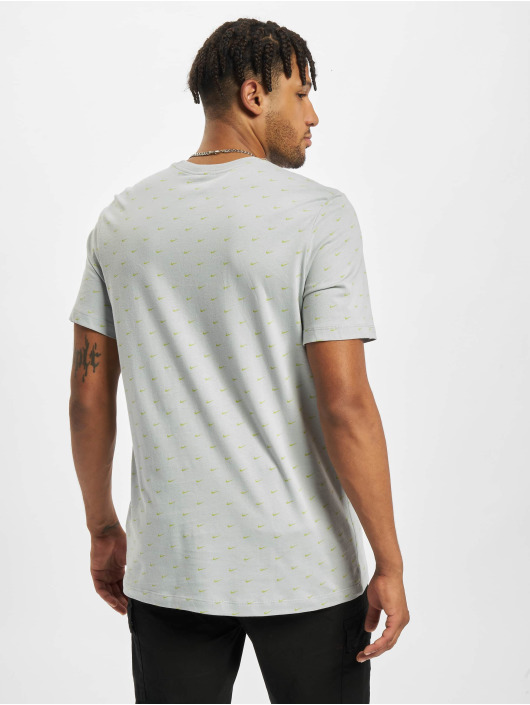 Nike T-Shirt Mini Swoosh grey