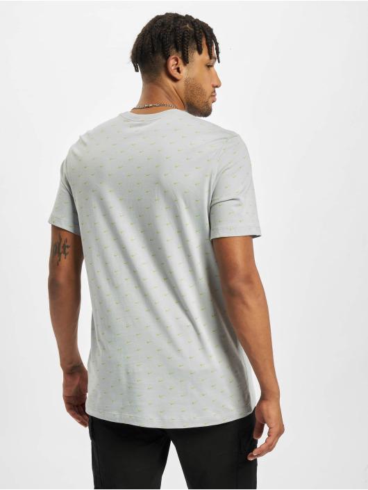 Nike T-Shirt Mini Swoosh gris