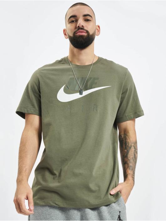 Nike T-Shirt HBR 2 grün